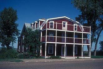 Riverside (New England, North Dakota) - Image: RIVERSIDE