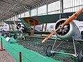 RMM Brussel Nieuport 23 & HD1.JPG