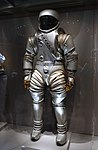 RX-2 Extra-Vehicular Activity Spacesuit, Litton Industries, 1963 - Kennedy Space Center - Cape Canaveral, Florida - DSC02905.jpg