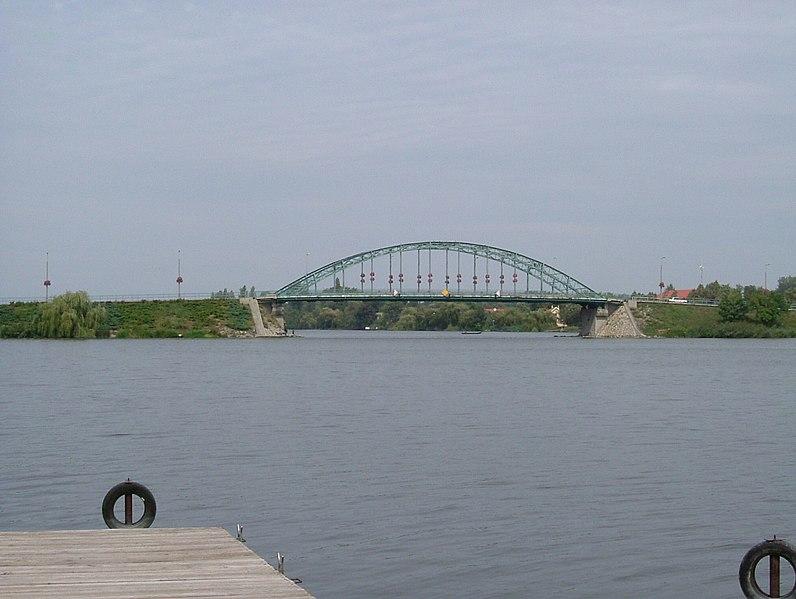 Javítási munkák miatti forgalomkorlátozás a ráckevei Árpád hídon