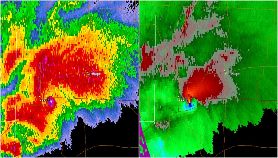 2011 Joplin tornado - Howling Pixel