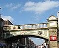 Railway Bridge, Foregate Street. - panoramio.jpg