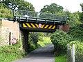 Railway Bridge Sutton Bingham - geograph.org.uk - 942108.jpg