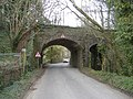 Railway bridge, Hallatrow - geograph.org.uk - 364491.jpg