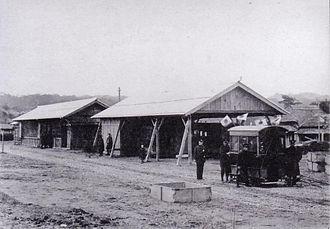 Sotobō Line - Mobara handcar line