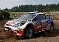 Rally Finland 2010 - shakedown - Martin Prokop 1.jpg