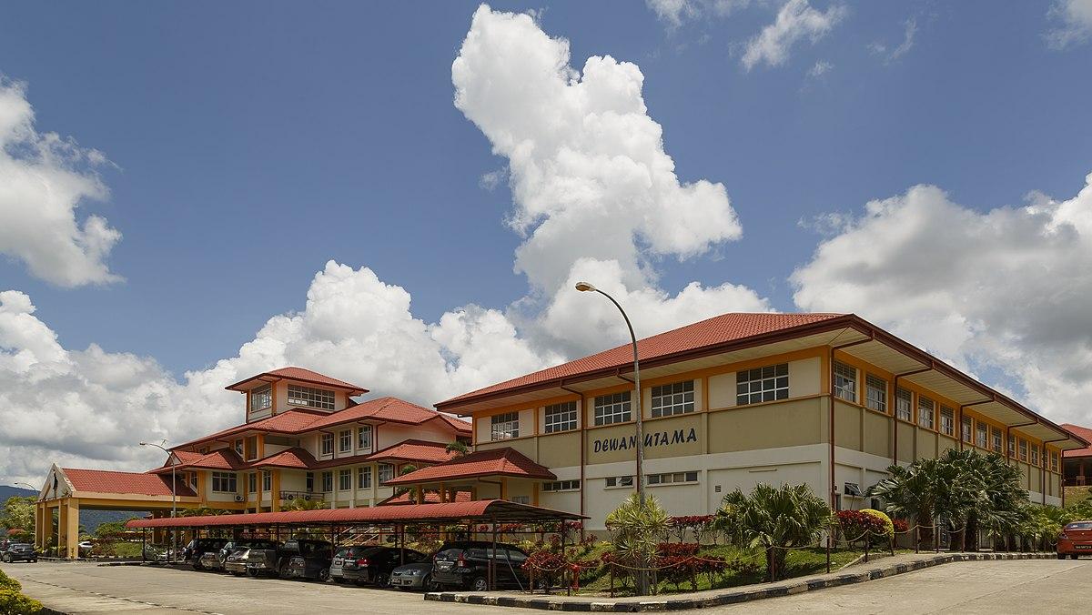 Sekolah Menengah Kebangsaan Ranau Wikipedia Bahasa