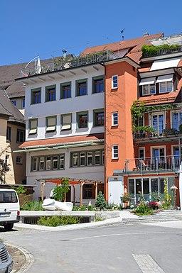 Burgstraße in Ravensburg