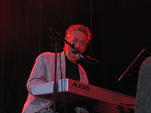 Ray Manzarek - Manzarek in March 2006, performing in the Netherlands
