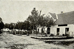 1908 postcard of Dolenja Vas