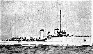 <i>Mirabello</i>-class destroyer ship class