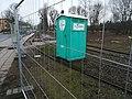 Rebuilding of Wilczak tram loop in Poznań 03.jpg