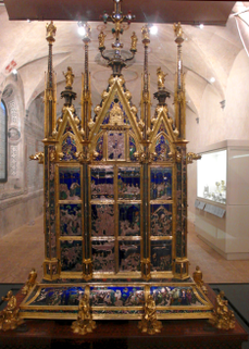 <i>Reliquary of the Santo Corporale</i>