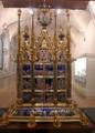 Reliquiario del Corporale di Bolsena by Ugolino di Vieri 1337-1338.png