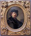 Rembrandt, autoritratto col tocco e la catena d'oro, 1633, 01.JPG