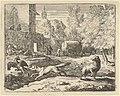 Renard Wants to Find a Rooster from Hendrick van Alcmar's Renard The Fox MET DP837709.jpg