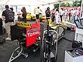 Renault F1 Team garage, 2010 Brno WSR (06).jpg