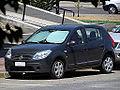 Renault Sandero 1.6 Expression 2011 (15312290284).jpg