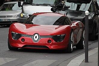Laurens van den Acker - Renault Dezir Concept