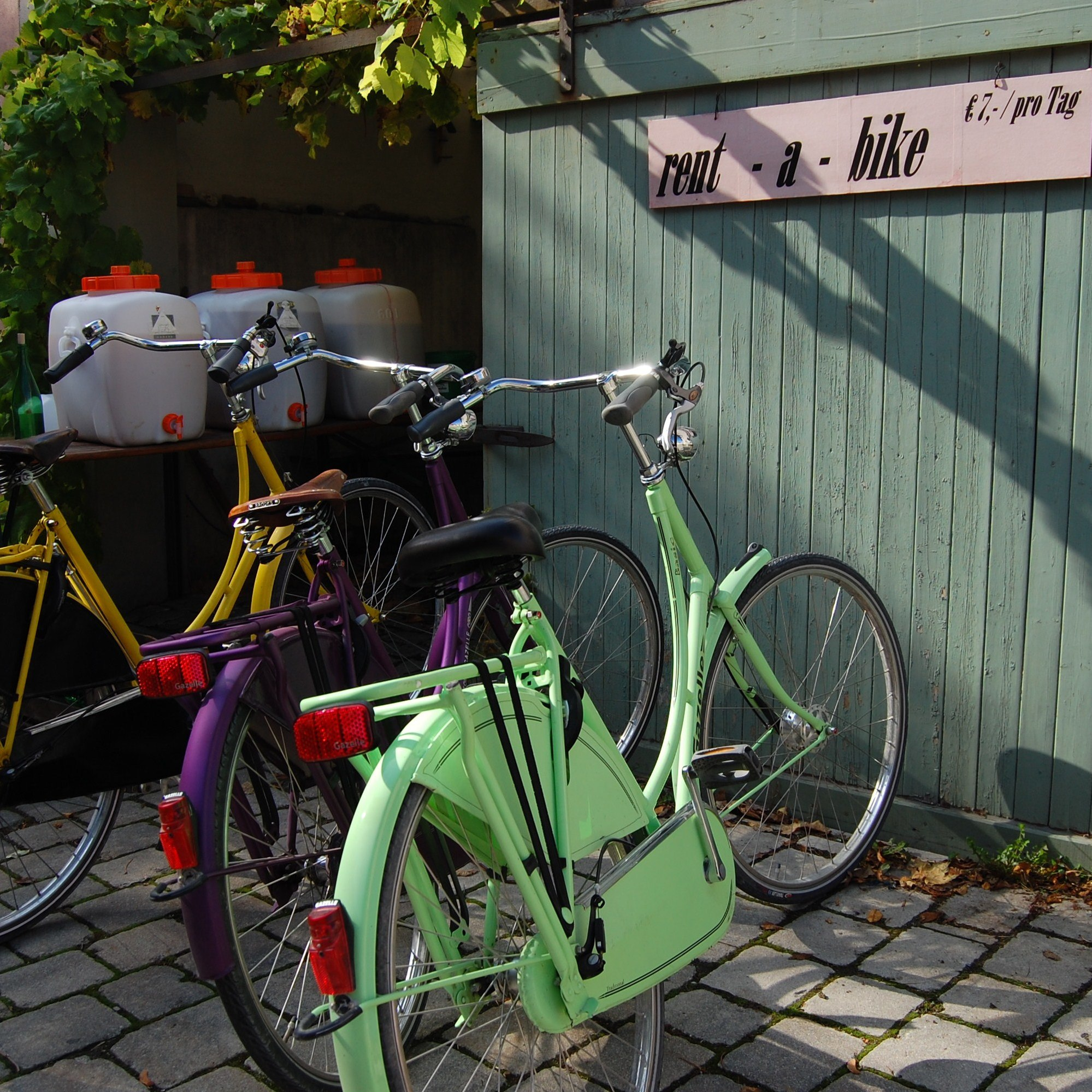 Fahrradverleih - Die vollständigen Informationen und Online-Verkauf ...