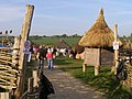 Replica iron-age village, Butser Ancient Farm - geograph.org.uk - 426040.jpg