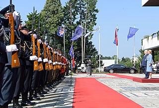 Presidential Palace, Zagreb