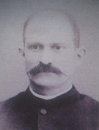 William B. Scranton - Image: Rev.윌리엄벤턴스크랜턴선교사님Wil liam Benton Scranton(1856 1922)