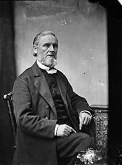 Revd Dr John Thomas, Liverpool (1821-92)