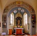 Rheinbay, katholieke filiaalkerk Sint-Sebastiaan, altaar.JPG