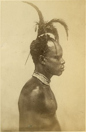 Avukaya people - Avokaya late 1870s