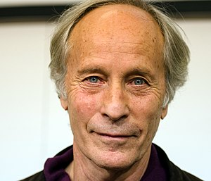 Richard Ford - Ford at the Göteborg Book Fair 2013