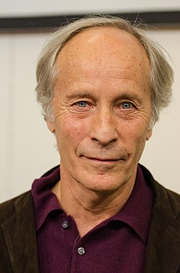 Richard Ford på Bokmässan i Göteborg i september 2013.
