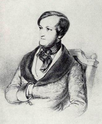 Das Liebesverbot - Richard Wagner c. 1840