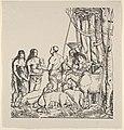 Right Side of Hottentots with Herd, from Set of Exotic Races, in Holzschnitte alter Meister gedruckt von den Originalstöcken der Sammlung Derschau im besitz des Staatlichen Kupferstich-kabinetts zu Berlin MET DP834167.jpg