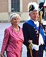 Riksmarskalken Svante Lindqvist med hustrun Catharina.jpg