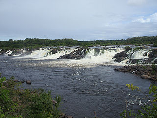 Caroní River river in Venezuela