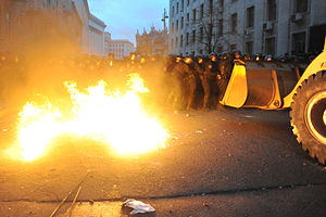 1 december 2013 euromaidan riots wikipedia