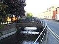 River Slea at Sleaford - geograph.org.uk - 2062380.jpg