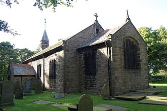 Rivington Church - Image: Rivington Church