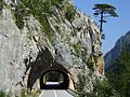 Road nr 4 in Montenegro (Tara canyon).JPG