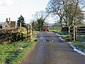 Road through the Tissington Estate - geograph.org.uk - 320561.jpg