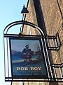 Rob Roy Pub Sign - geograph.org.uk - 1630808.jpg