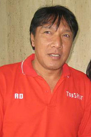 Persib Bandung - Robby Darwis, one of the Persib Bandung Legends