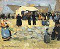 Robert Delaunay Marché Breton 1905.jpg