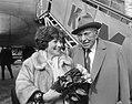 Robert Stolz met zijn echtgenote, Bestanddeelnr 919-6183.jpg