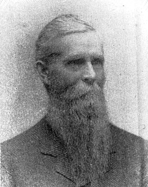 Morrisite War - Robert Burton, Deputy U.S. Marshal and Commander of the territorial militia