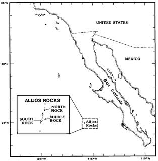 Rocas Alijos archipelago