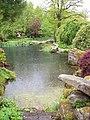 Rock garden lake - geograph.org.uk - 1317032.jpg