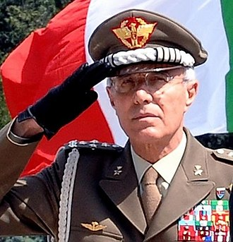 Chairman of the European Union Military Committee - Image: Rolando Mosca Moschini (cropped)