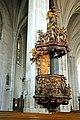 Romania-2360 - Pulpit of St. Michaels Church (7794283856).jpg